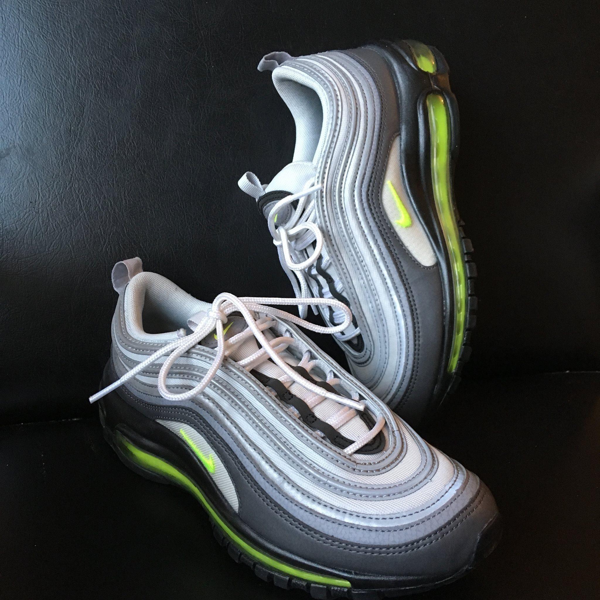 quite nice cb40e 842db Nike air max 97 sneakers skor nya 38 39
