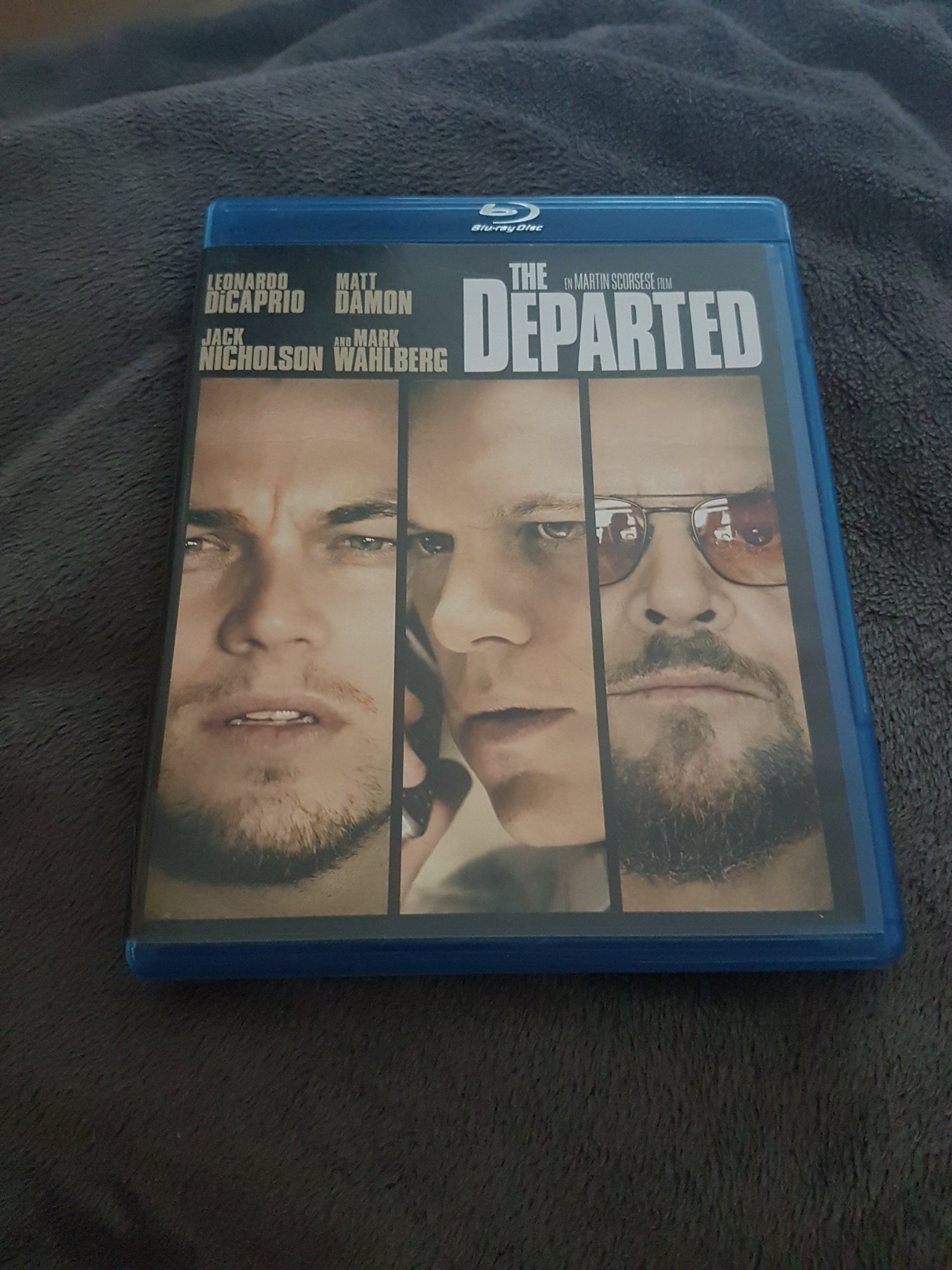 THE DEPARTED (EN MARTIN SCORSESE FILM)