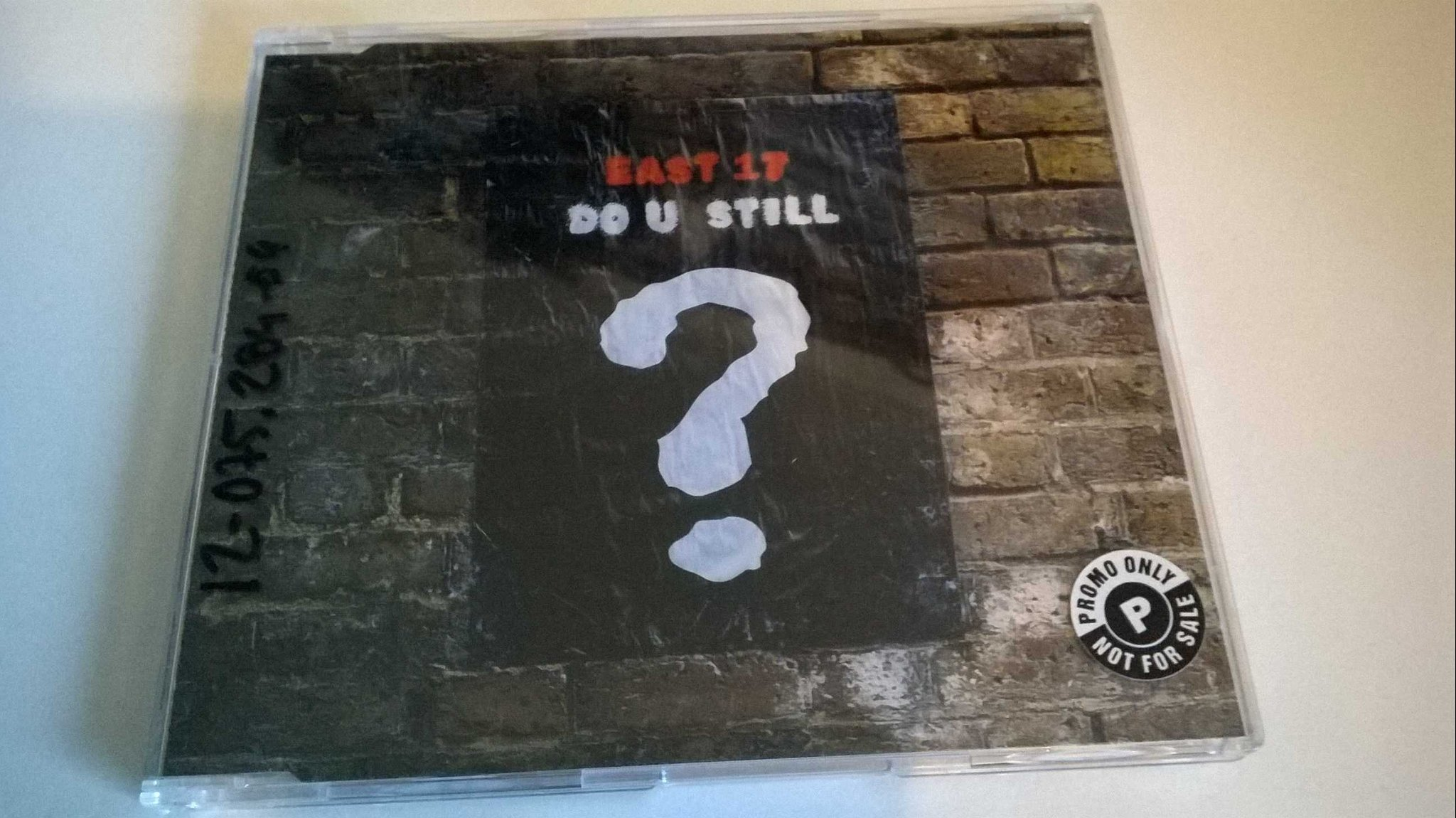 East 17 - Do U Still? Promo, CD