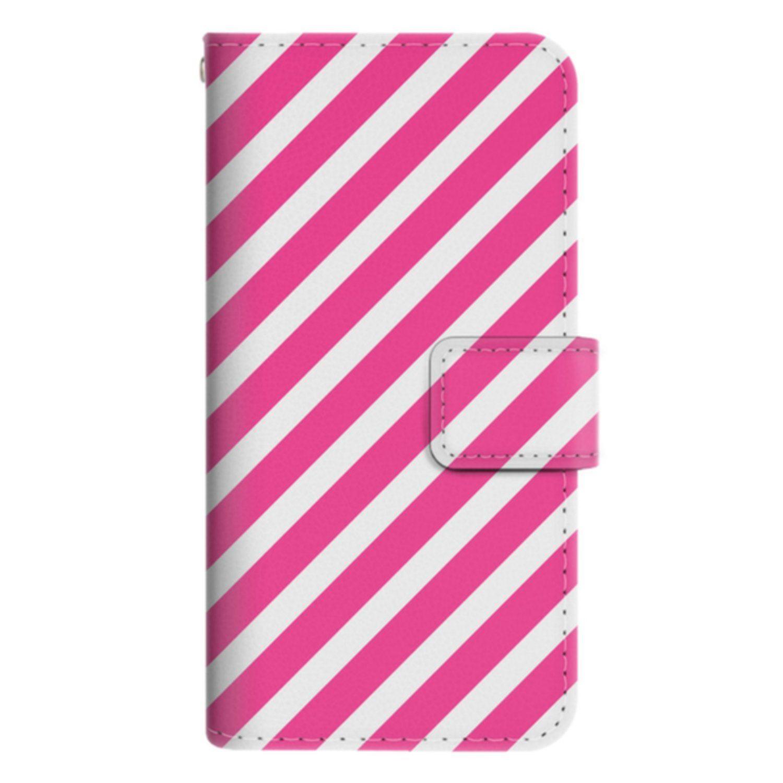 iPhone 6 6s Plånboksfodral Rosa Ränder (308622468) ᐈ Hobbyprylar på ... f9d36f041c897
