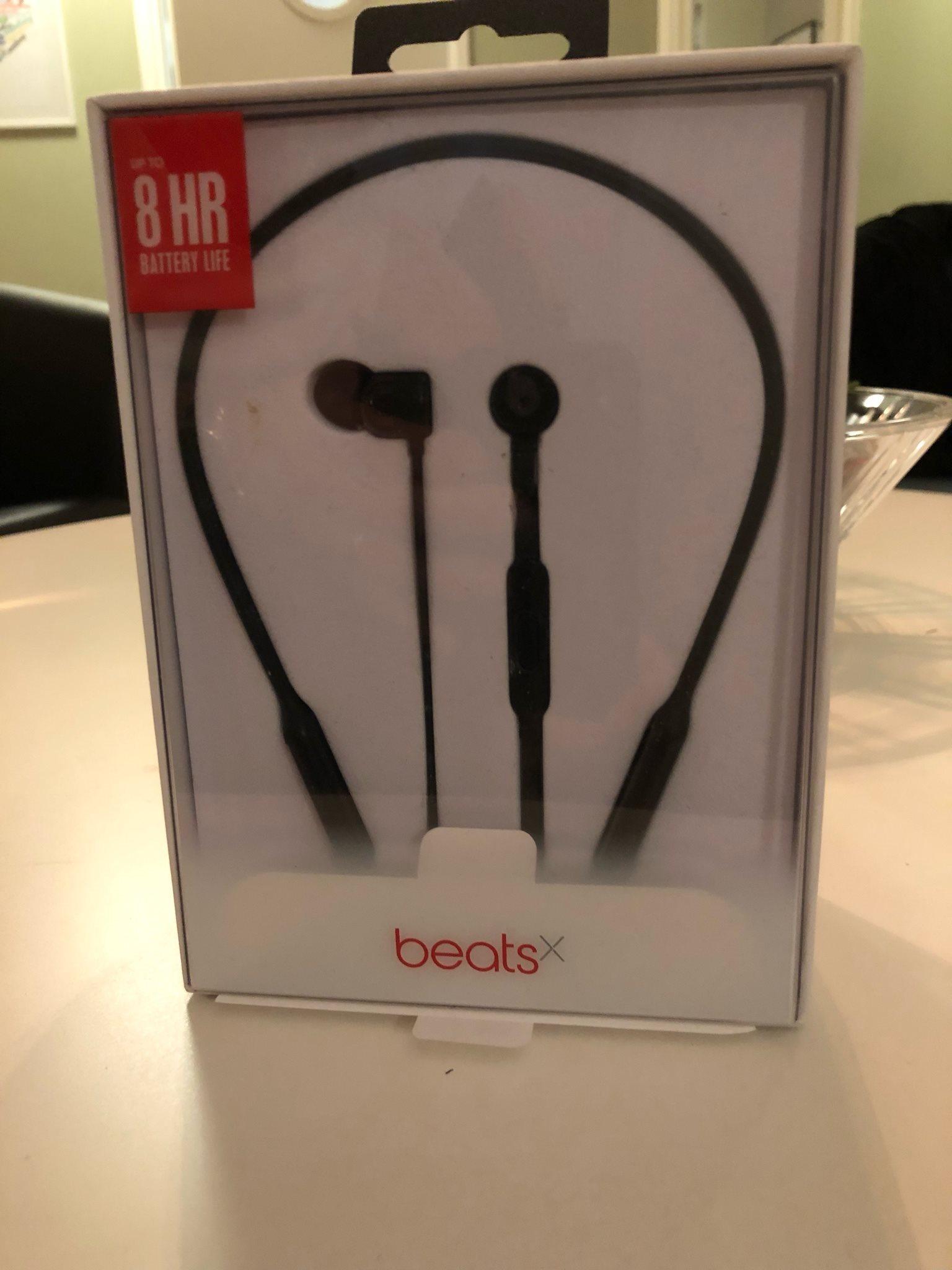 Beats by Dr. Dre Beatsx. Trådlösa Bluetooth hör.. (331146434) ᐈ Köp ... 7c79610789329