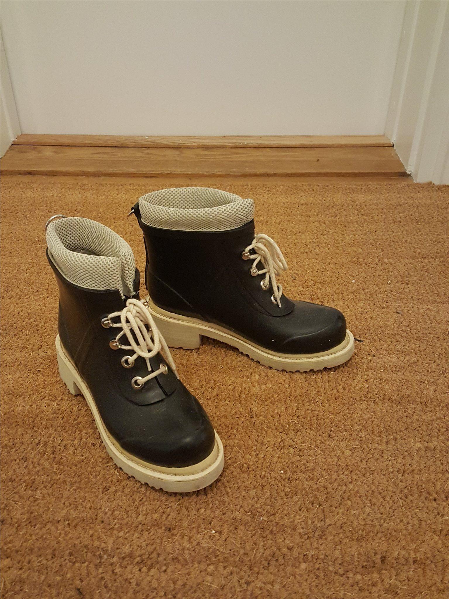 snygga fodrade skor