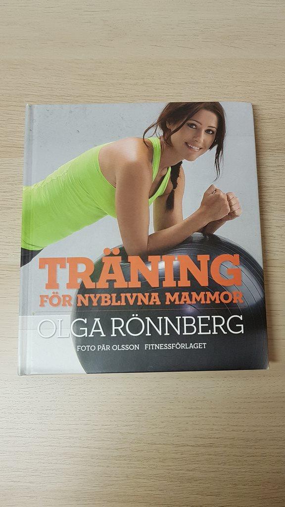 träning efter graviditet olga
