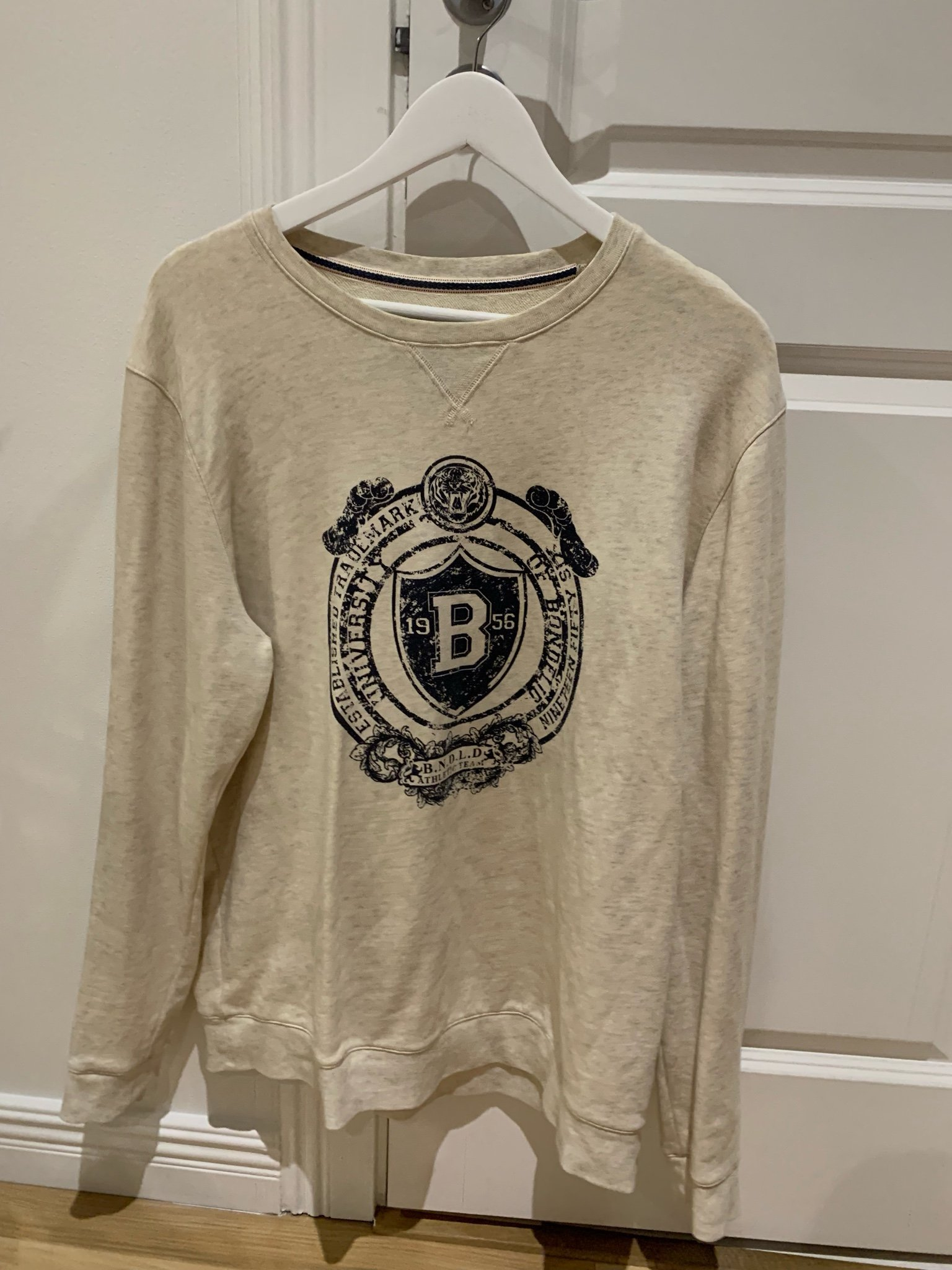 6dcc34f20c4d Bondelid tröja XL (345877640) ᐈ Köp på Tradera