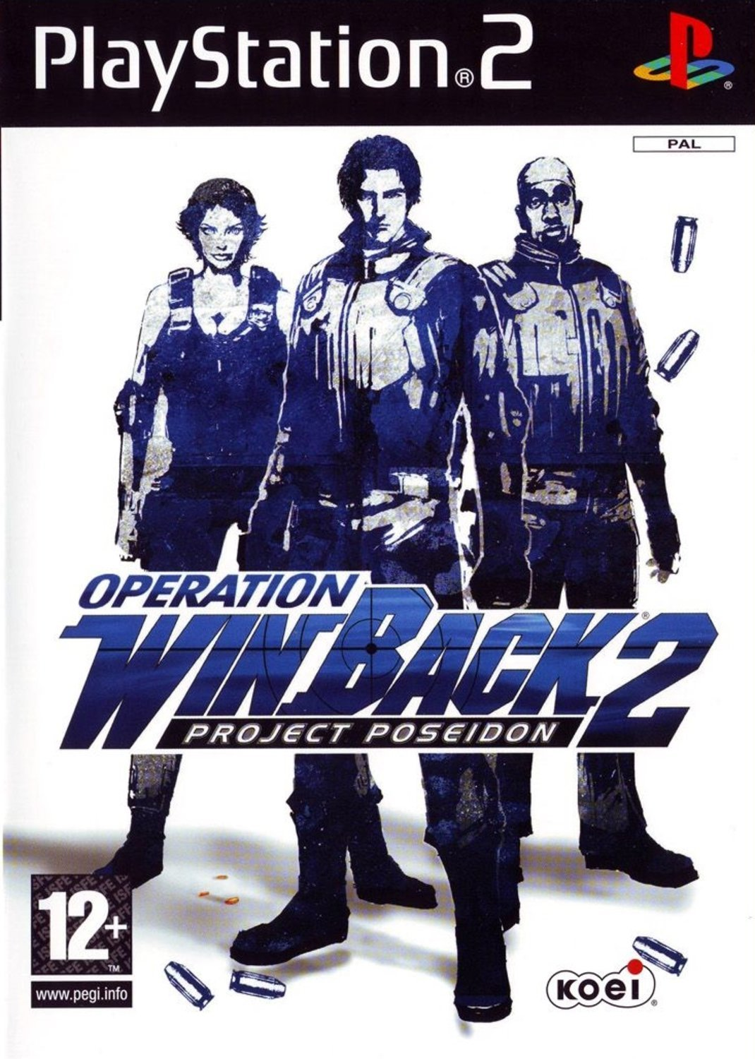 Operation Winback 2: Project Poseidon - Playstation 2