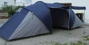 McKinley Delta 6 tält för 6 10 (418380701) ᐈ Köp på Tradera
