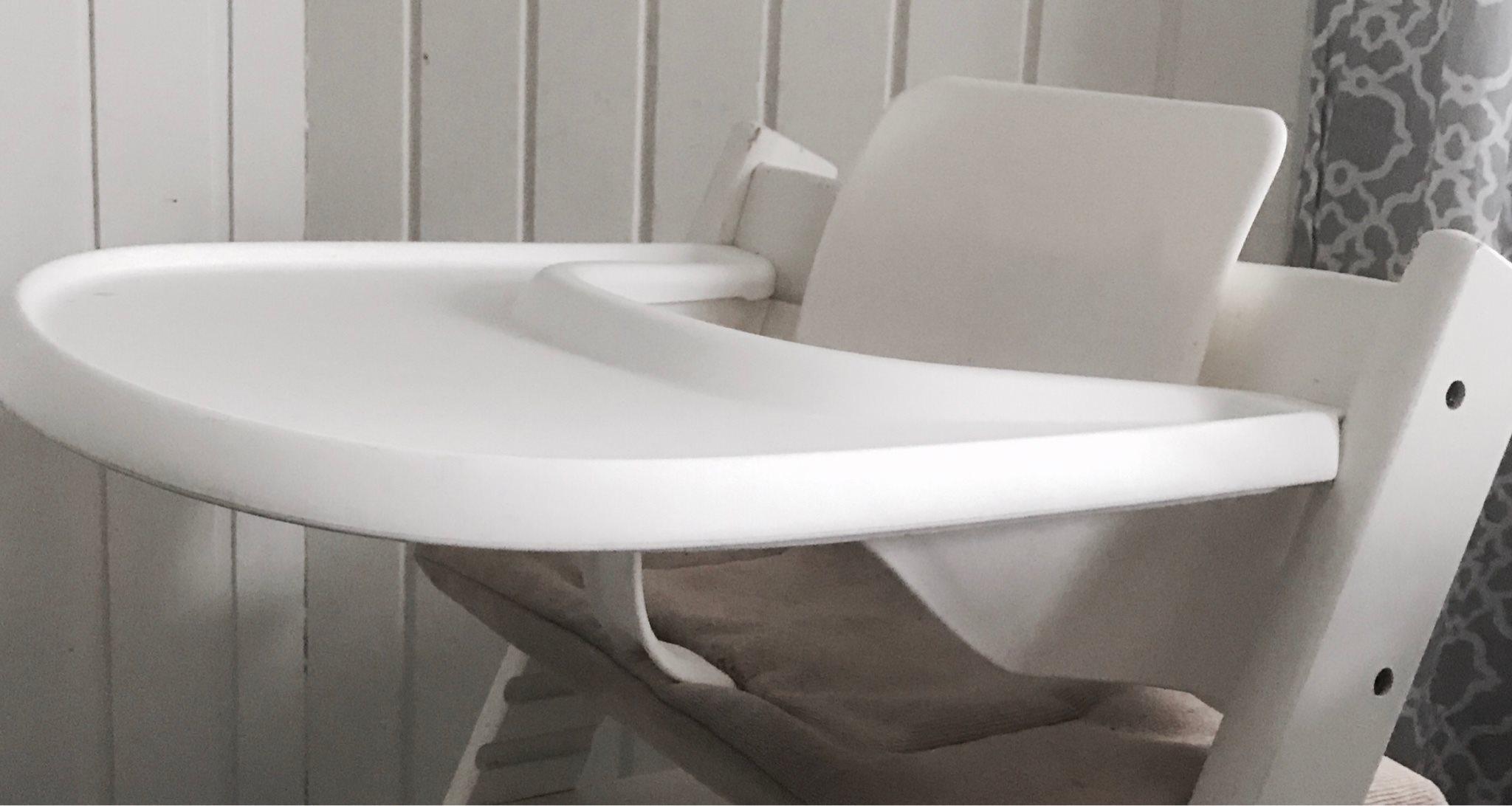 stokke matbricka tray till tripp trapp stol.. (310154056) ᐈ köp på