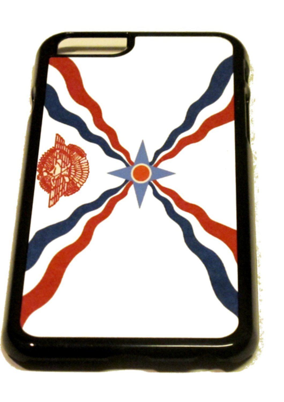 Mobilskal - Assyriska Flagga (338130968) ᐈ Hiprock på Tradera 47be51f91d766