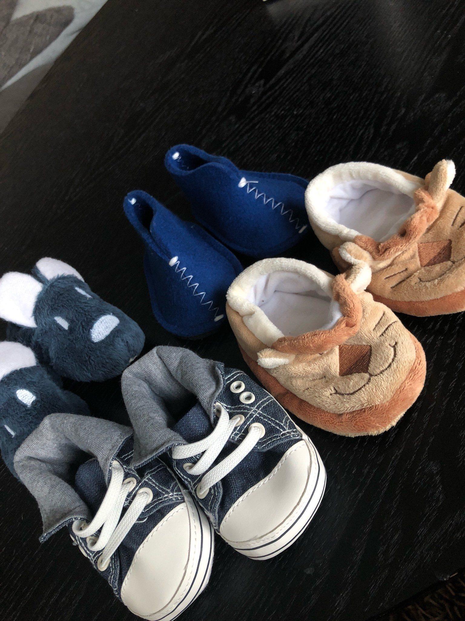 096fcb94bf8 bebis / barn skor / tossor (341929301) ᐈ Köp på Tradera