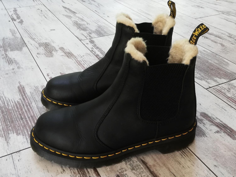 Dr Martens Leonore Boots läder Storlek 41