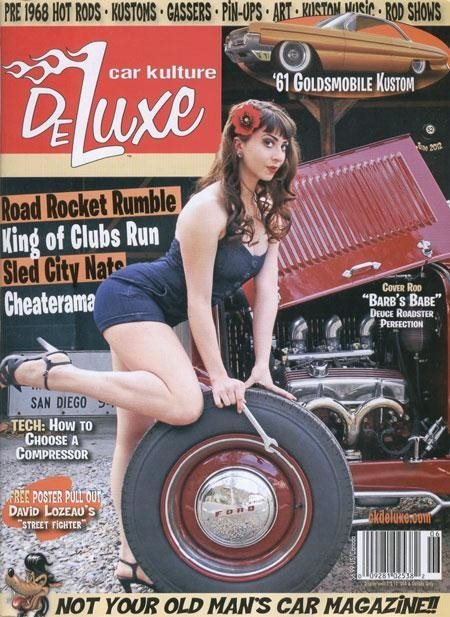 Car Kulture DeLuxe Magazine issue 52