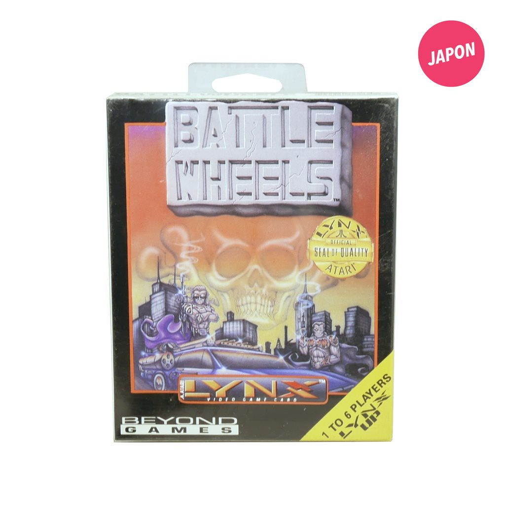 BattleWheels (NYTT / LYNX)