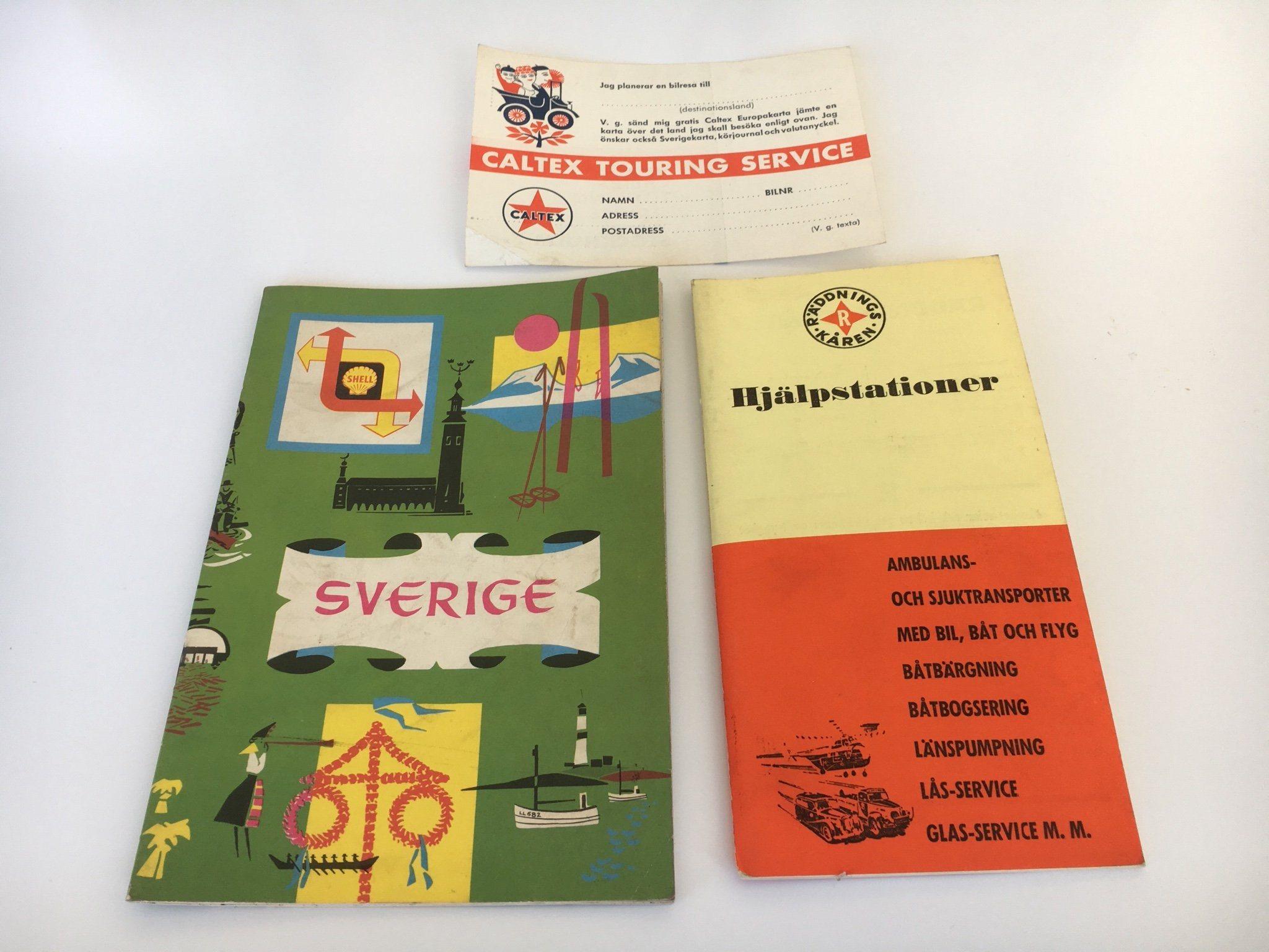 Karta Sverige Gratis.Nostalgi Caltex Raddningskaren Hjalpstatio 345483909 ᐈ Kop