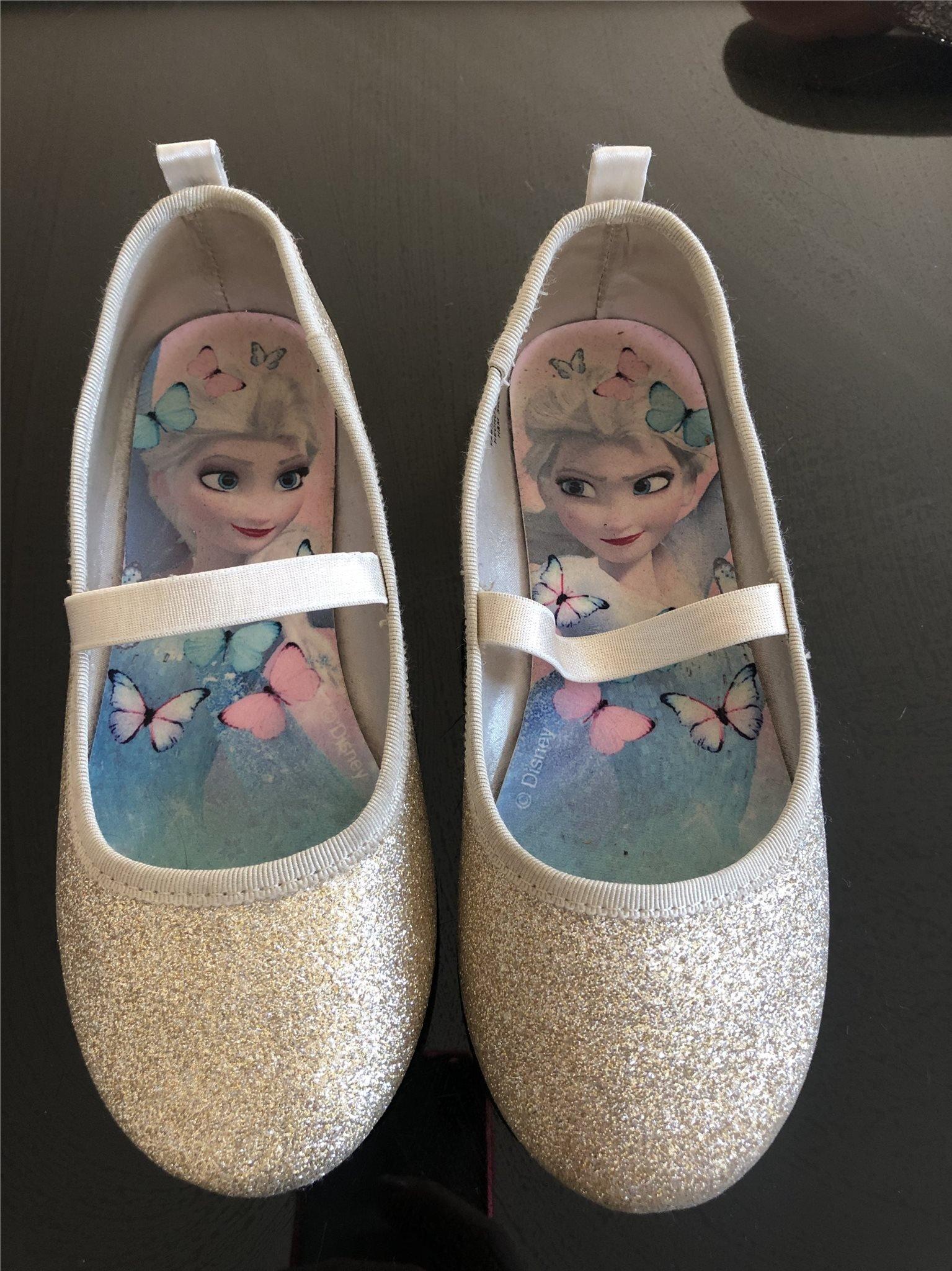 e8669efa118 Ballerina glitter skor perfekt till påsk (346250676) ᐈ Köp på Tradera