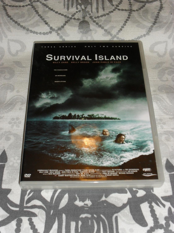Survival island three