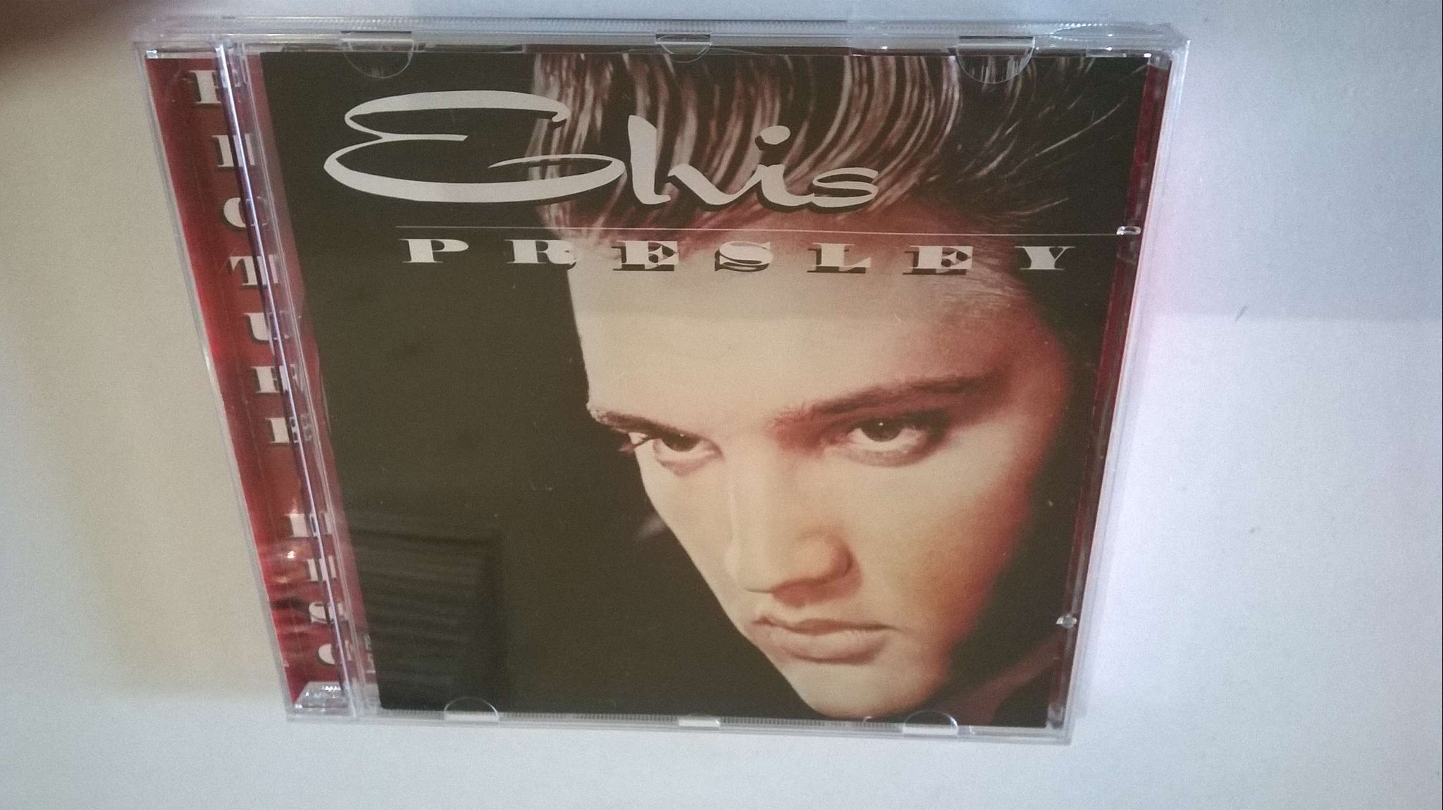 Elvis Presley - Picture Disc, CD