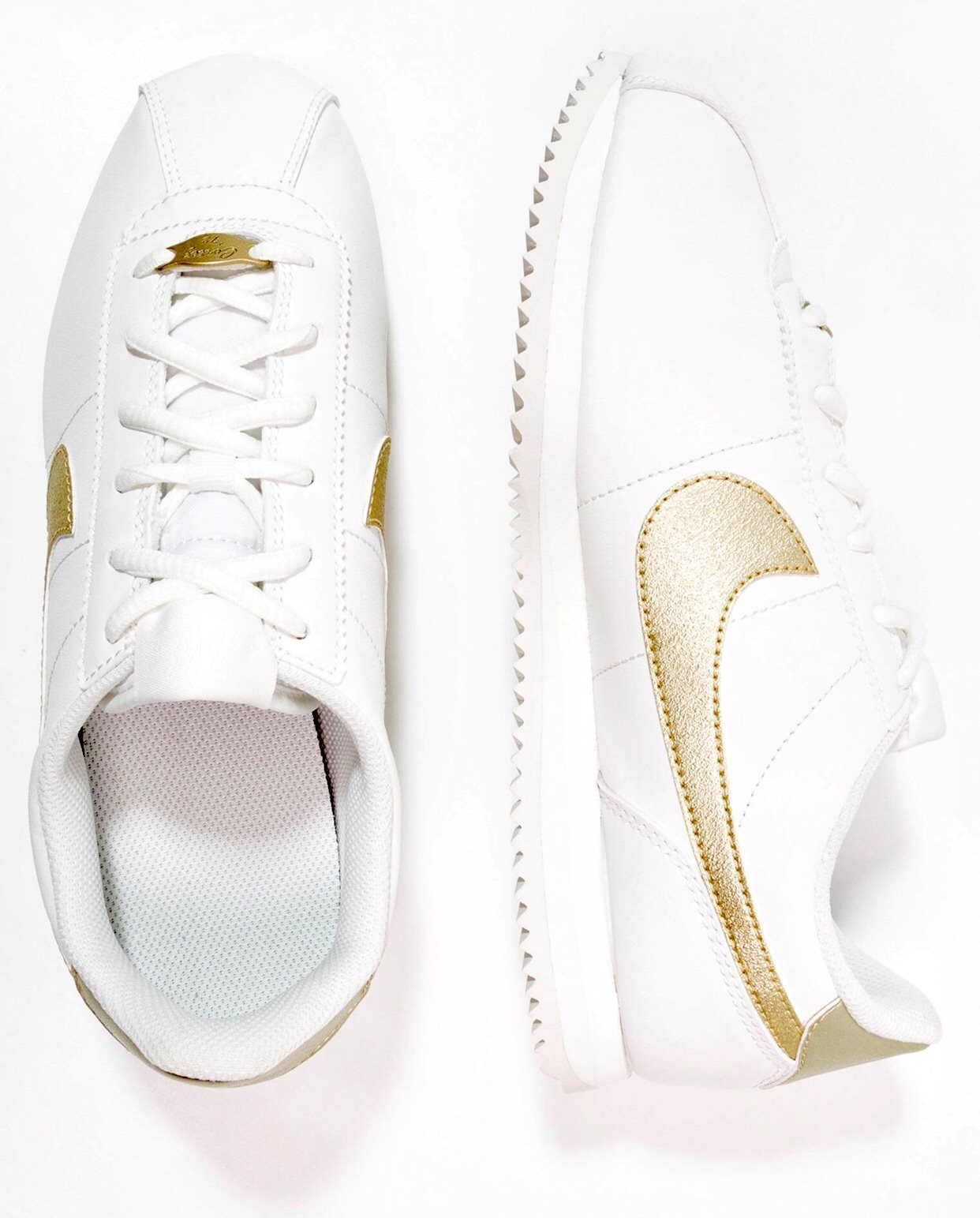 separation shoes 5411b 4a0f9 ... norway nike cortez vit o guld 25fbc 1709d