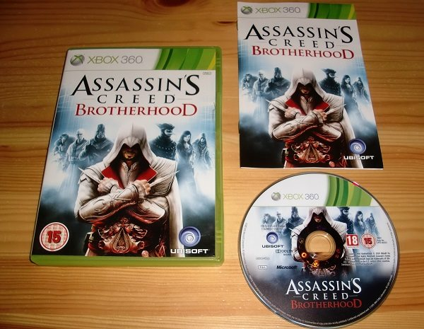 Xbox 360: Assassins Creed Brotherhood