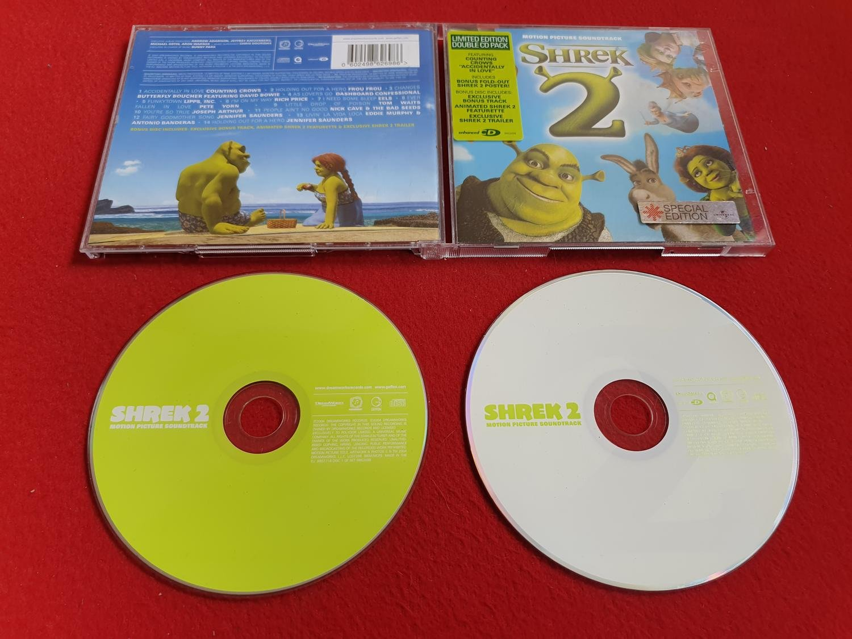 Shrek 2 Soundtrack Till Cd 412046756 ᐈ Game World Pa Tradera