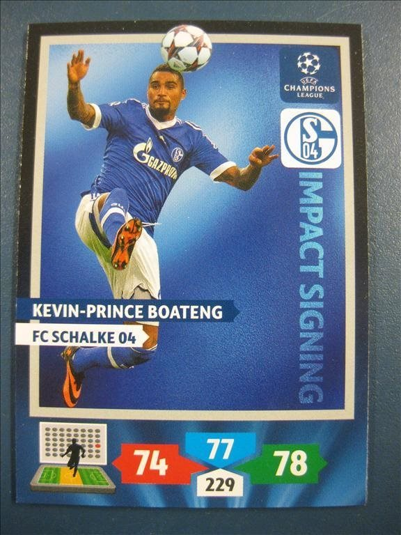 IMPACT SIGNING : KEVIN-PRINCE BOATENG -  SCHALKE - CHAMPIONS LEAGUE 2013-2014