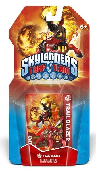Skylanders Trap Team: Trail Blazer (2014) (87200888)