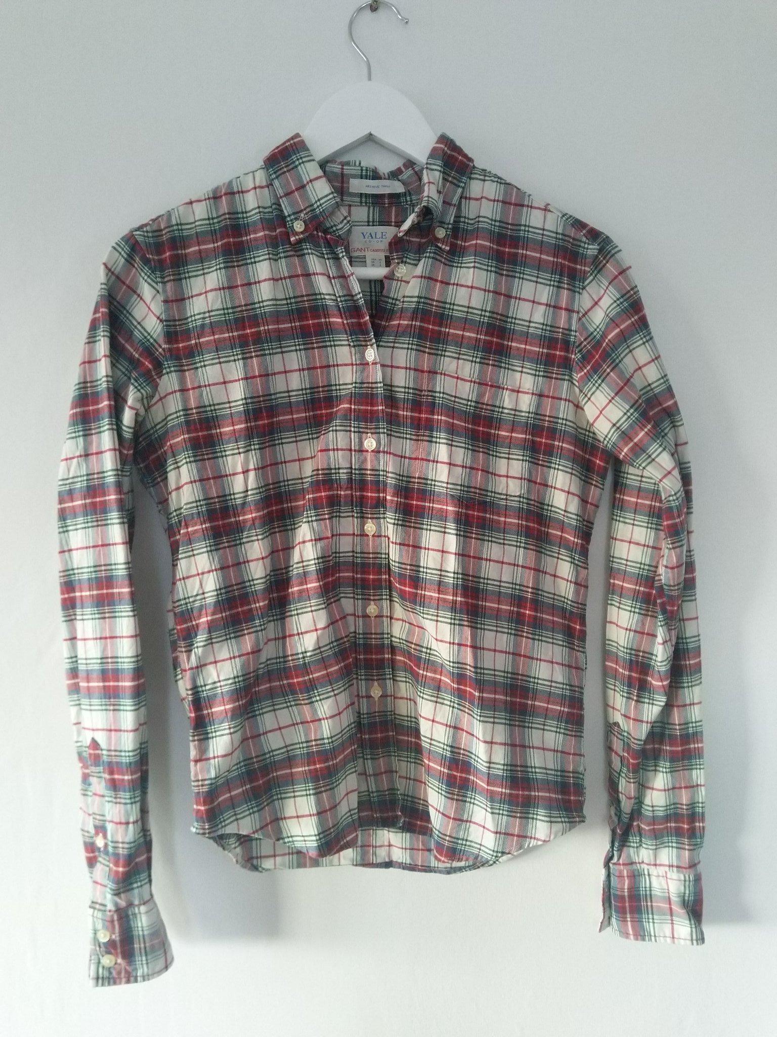 gant rutig skjorta