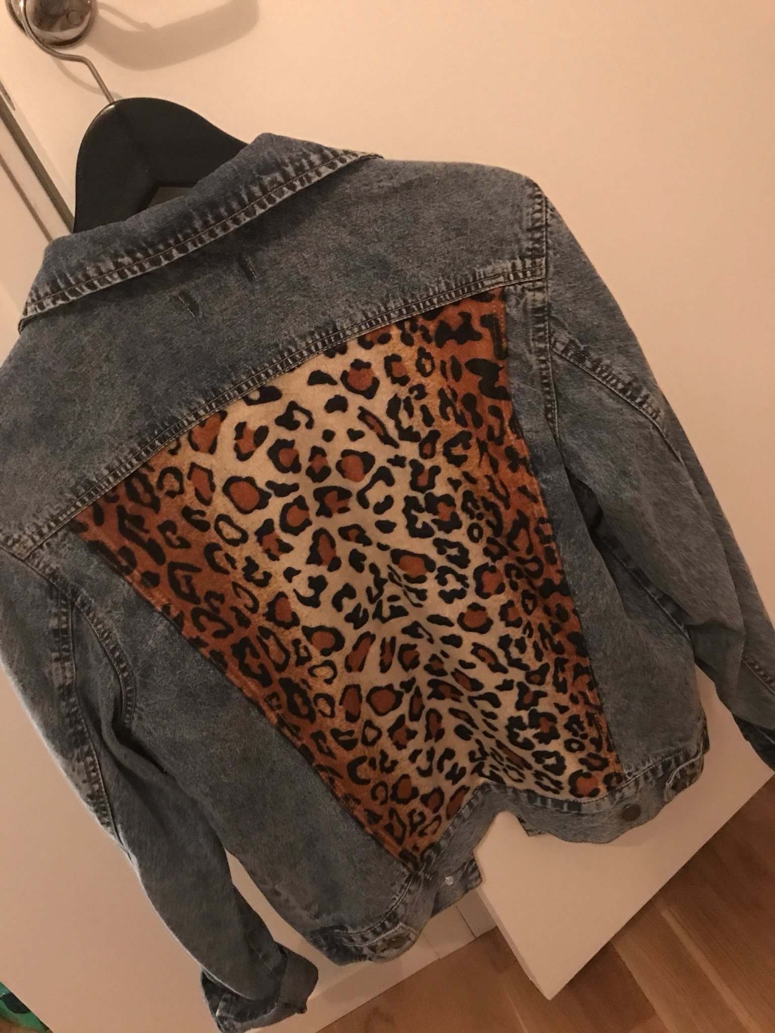 Leopard jacka nelly