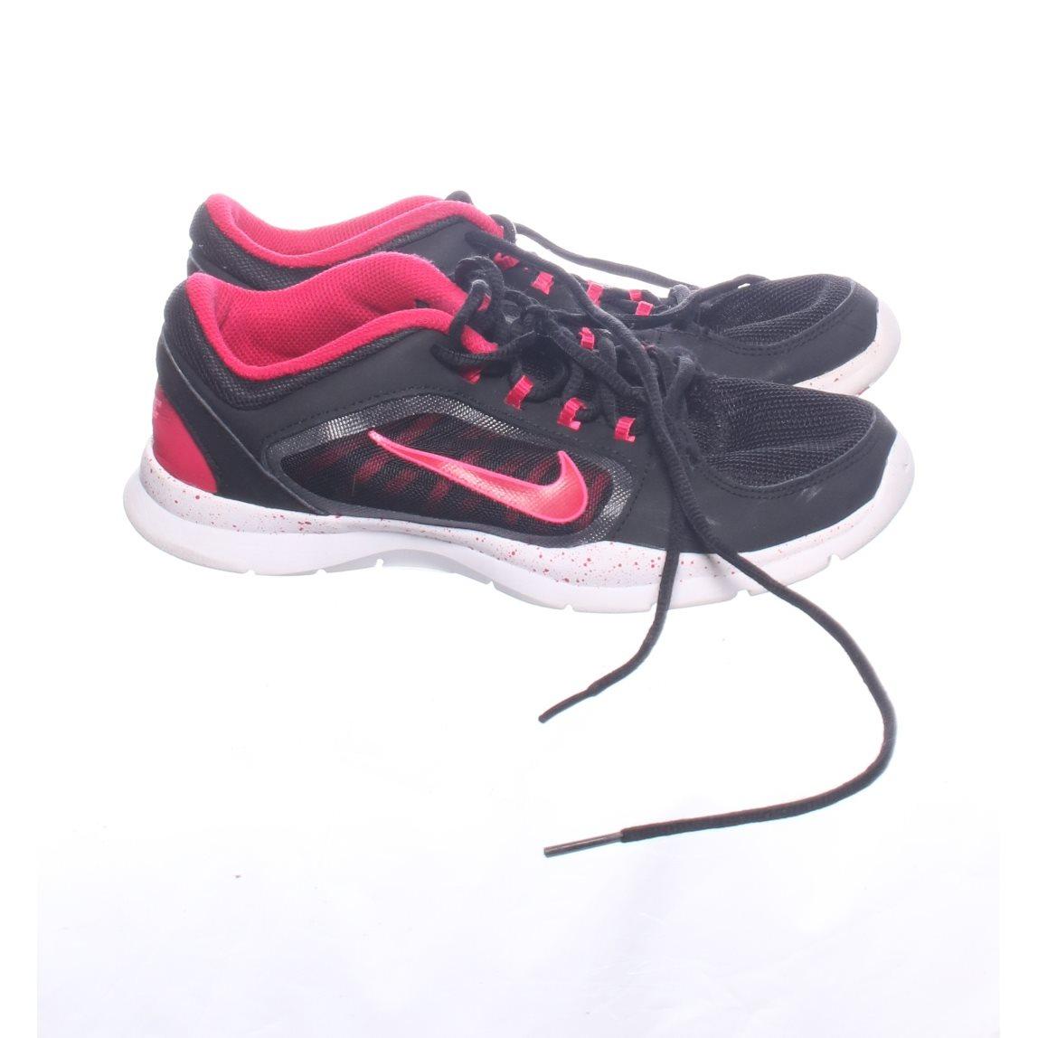 buy online 44293 e1994 Nike, Träningsskor, Strl  36, Flex Trainer 4, Svart Rosa