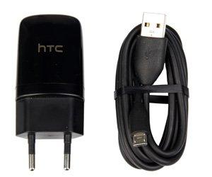 HTC laddare E250 + Usbkabel DC M410 (309877711) ???24HShop