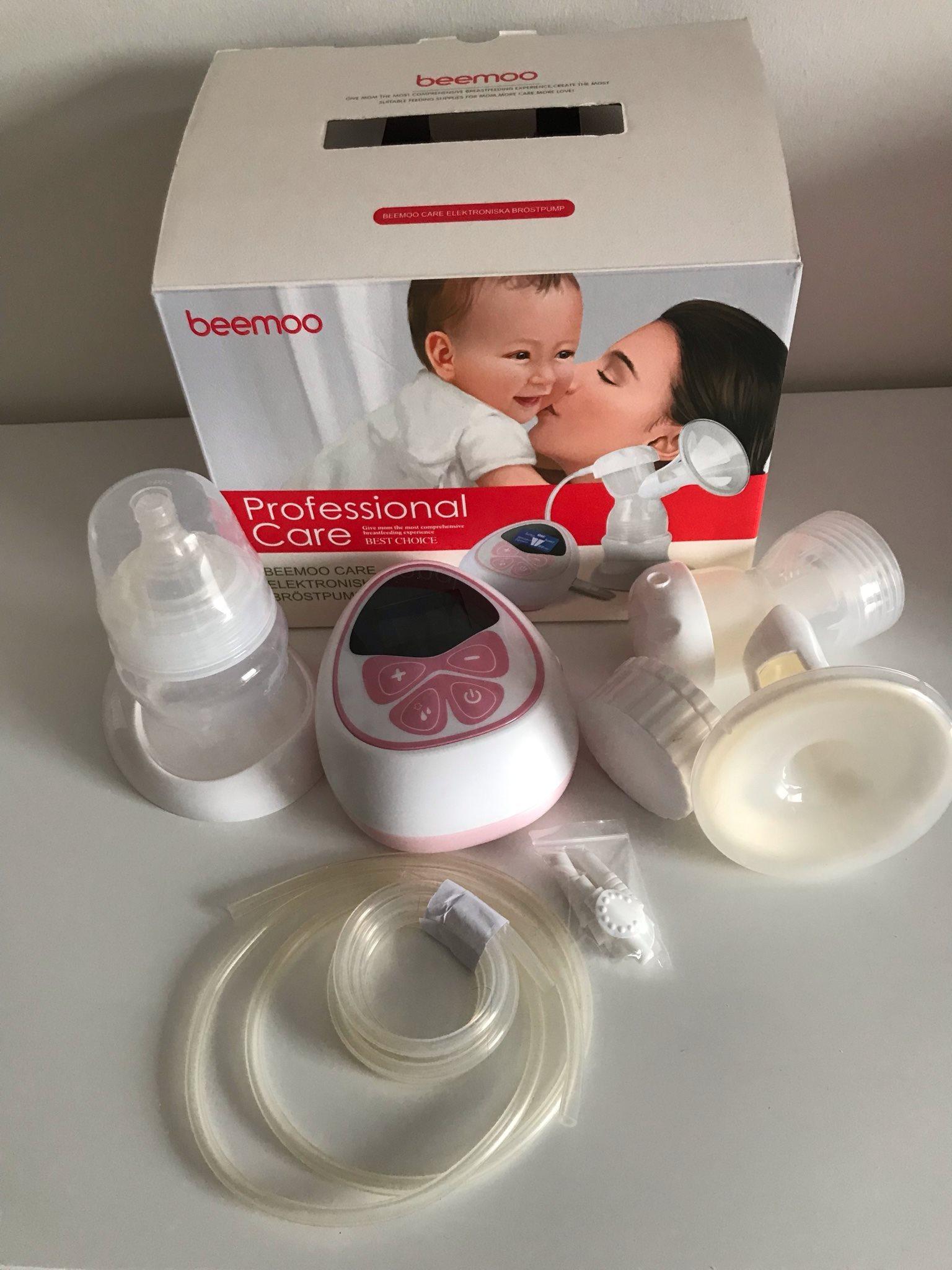 Beemo elektrisk bröstpump (337525491) ᐈ Köp på Tradera e0cad8e405894