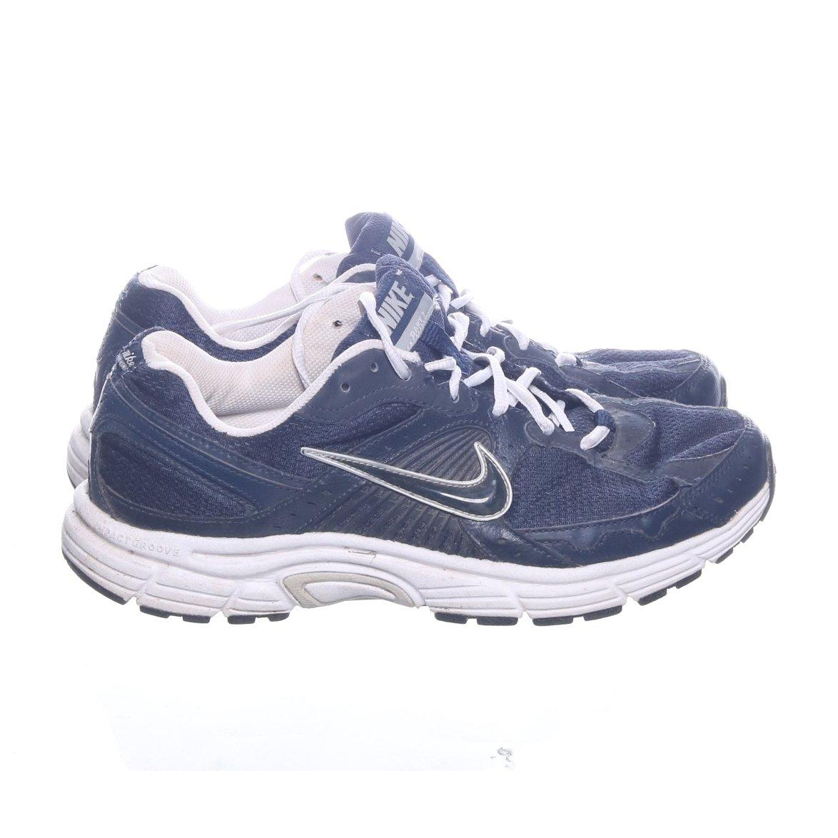 outlet store d87ad b1856 Nike, Träningsskor, Strl  43, Support zone, Blå Vit
