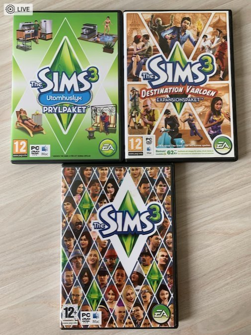 The Sims 3 + Expansionspaket