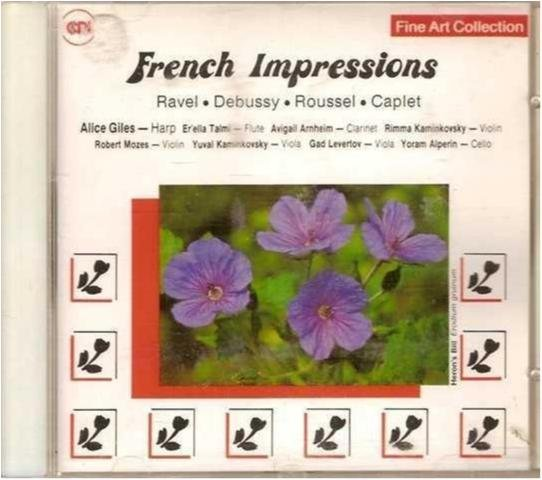 FINE ART COLLECTION -French Impressions