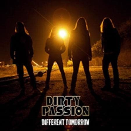 Dirty Passion - Different Tomorrow? - CD