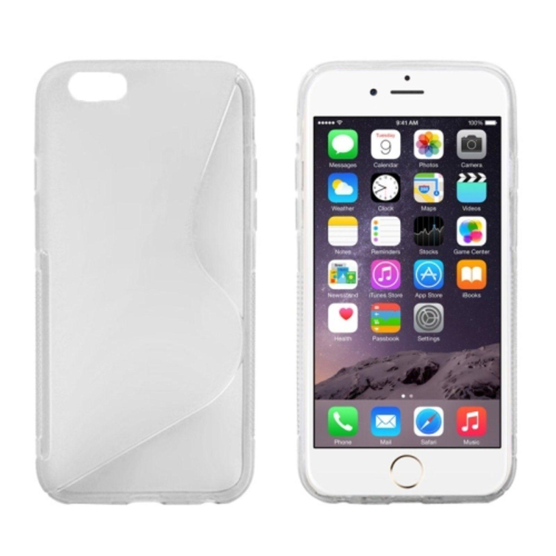 iPhone 6 6s Plus TPU S-Line Frostad .. (308672276) ᐈ Hobbyprylar på ... e28fee1fd0706