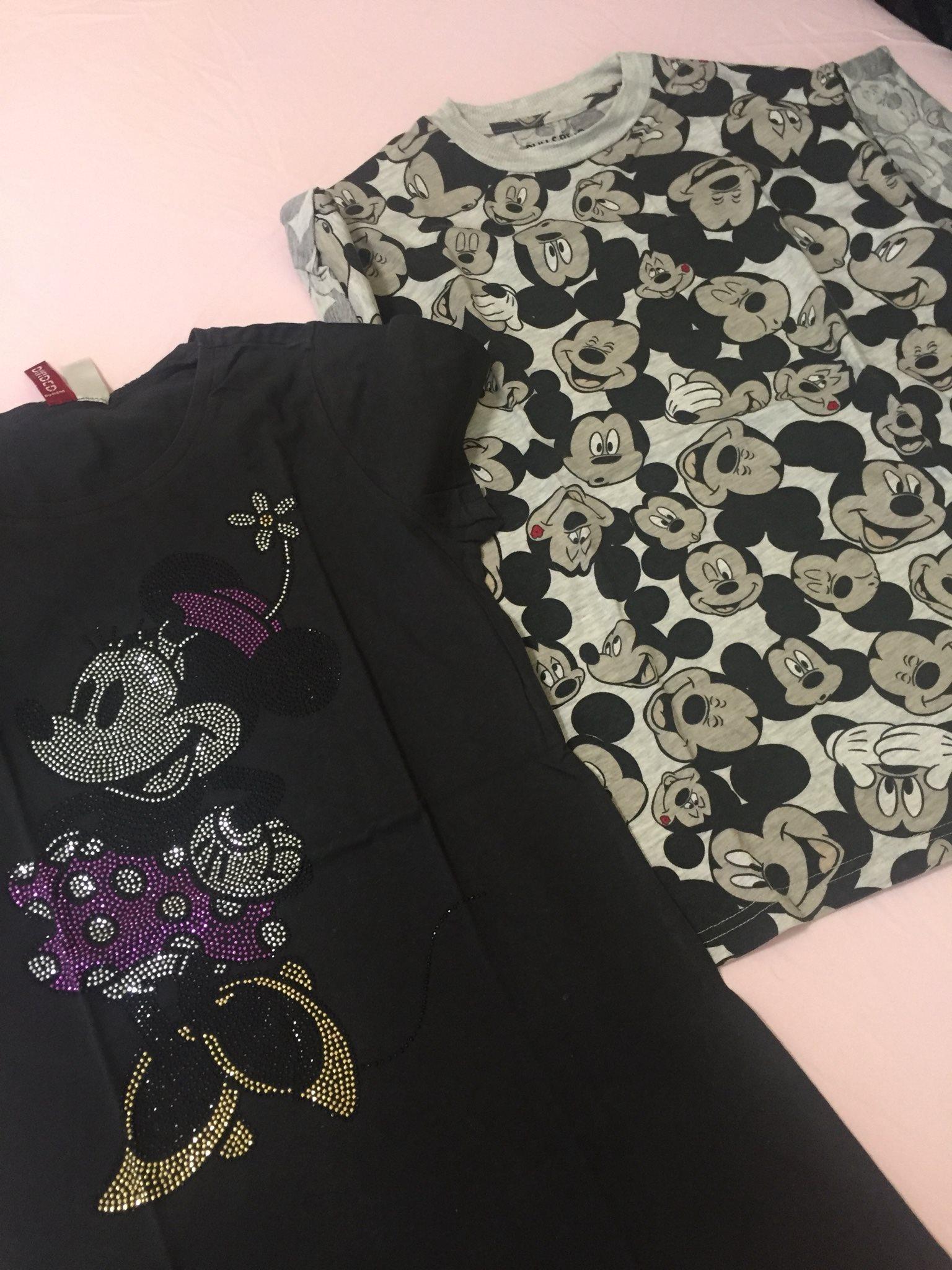 2 T Pigg Mimmi från Disney på dam HM t shirts st shirt zq0zwrg