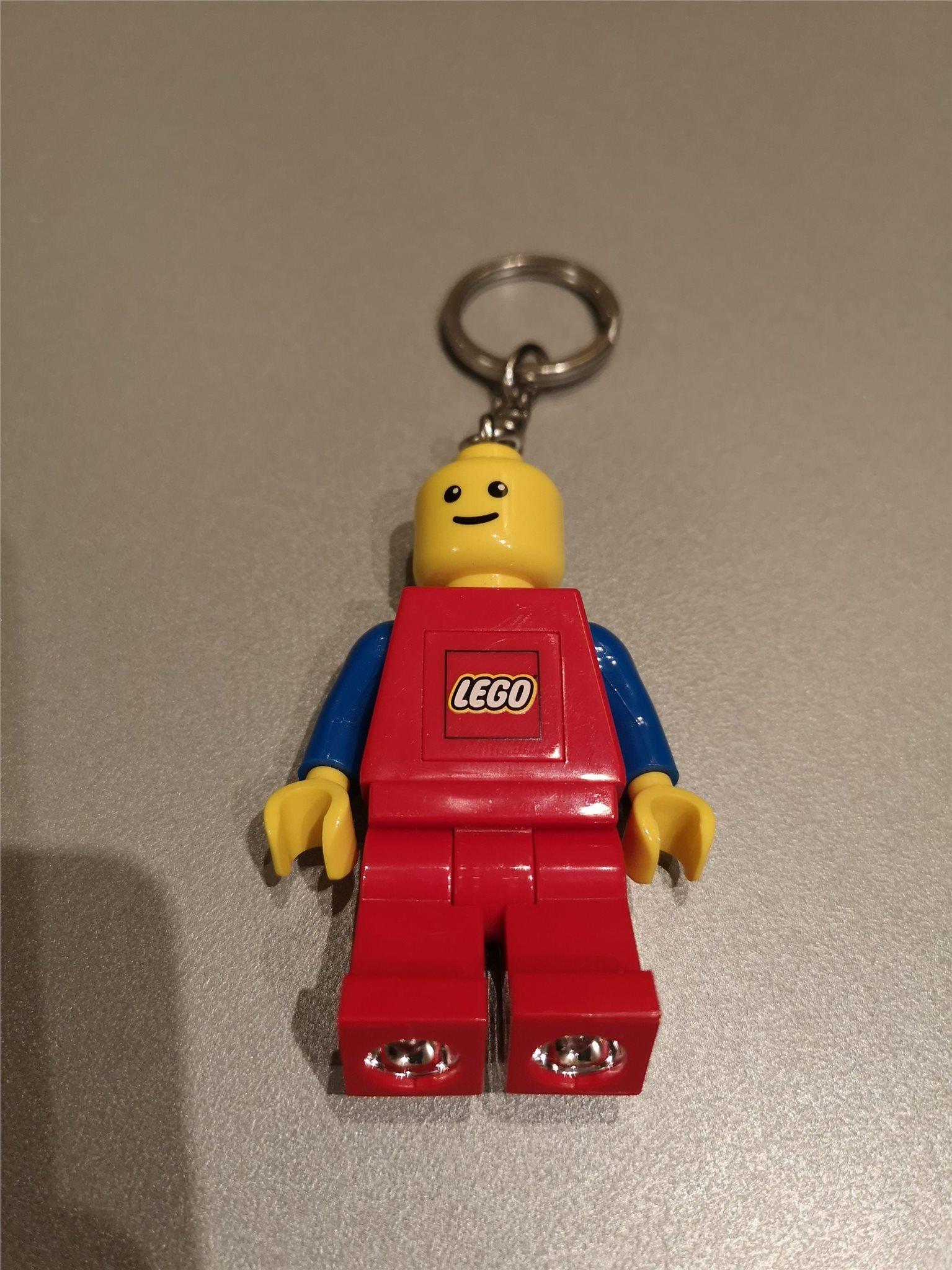 Lego nyckelring med lampa   ficklampa (334569360) ᐈ Köp på Tradera 3a2643fd59d6a