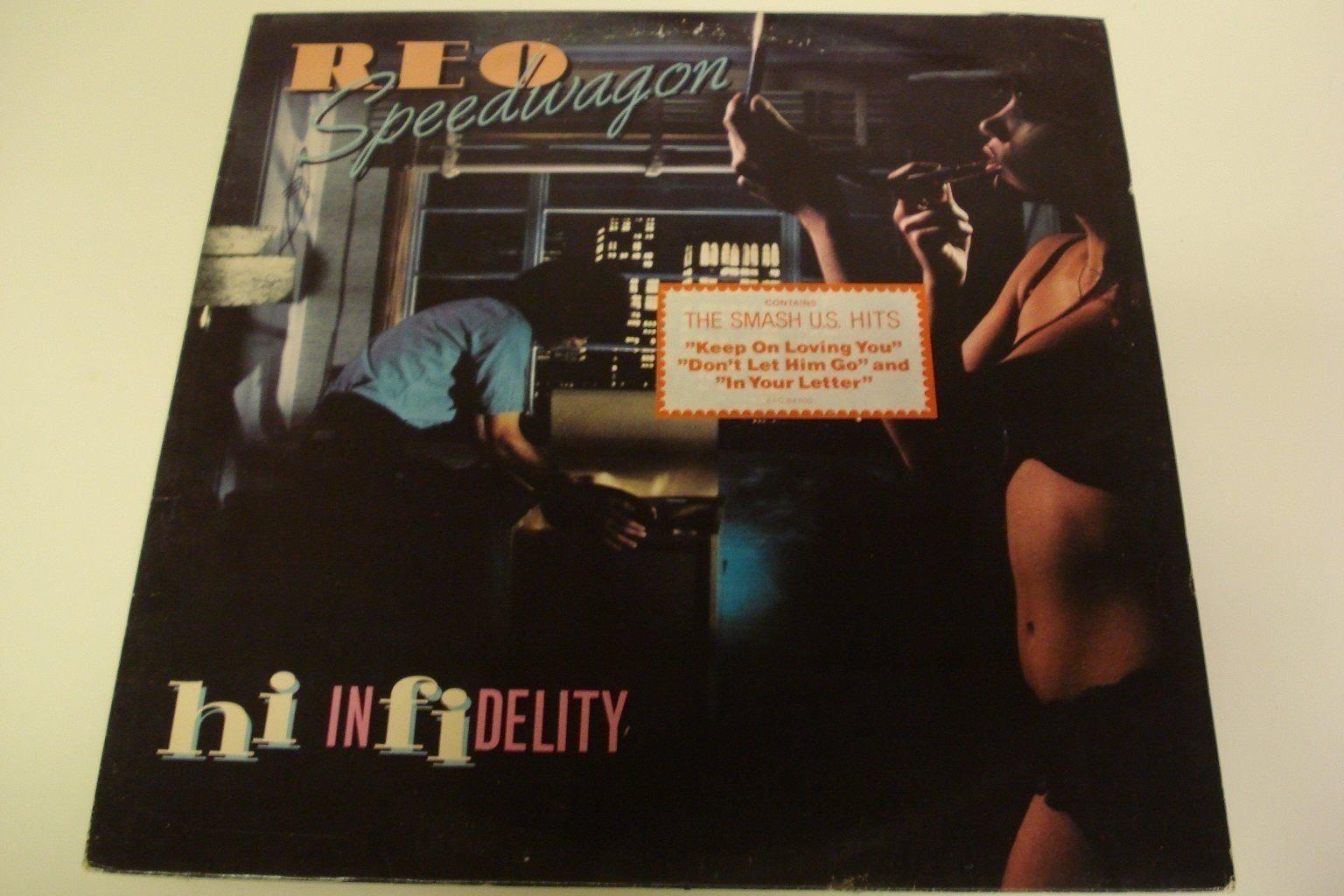 Reo Speedwagon - Hi Infidelity (LP) (344569872) ᐈ Köp på