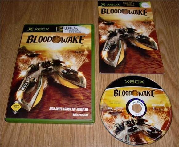 Xbox: Blood Wake