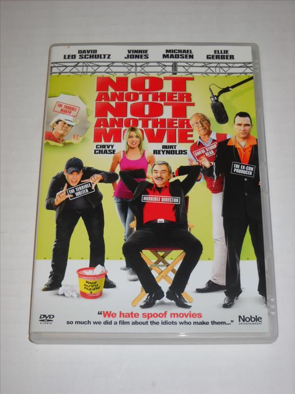"Not Another Not Another Movie ""Vinnie Jones, Michael Madsen"""
