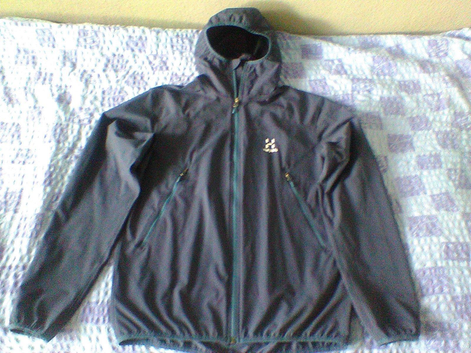 Apex Hood Jacket, softshelljacka herr