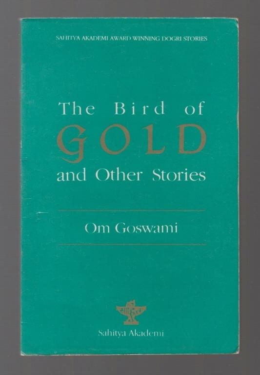 Goswami, Om: The Bird of Gold and Other Stories.