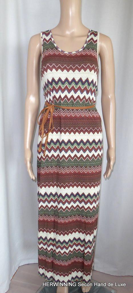 4825a4ee79ff TRULY MINE 36 Lång klänning mönstrad .. (343650259) ᐈ Herwinning på ...
