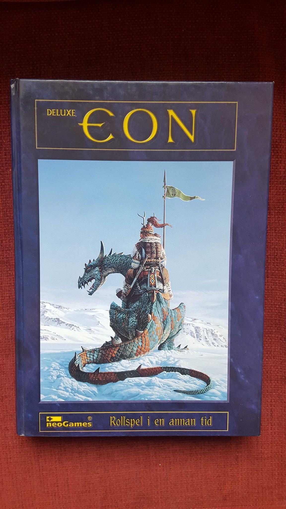 Eon Deluxe Edition Monster Varelser Sl Sk 337723215 ᐈ Kop