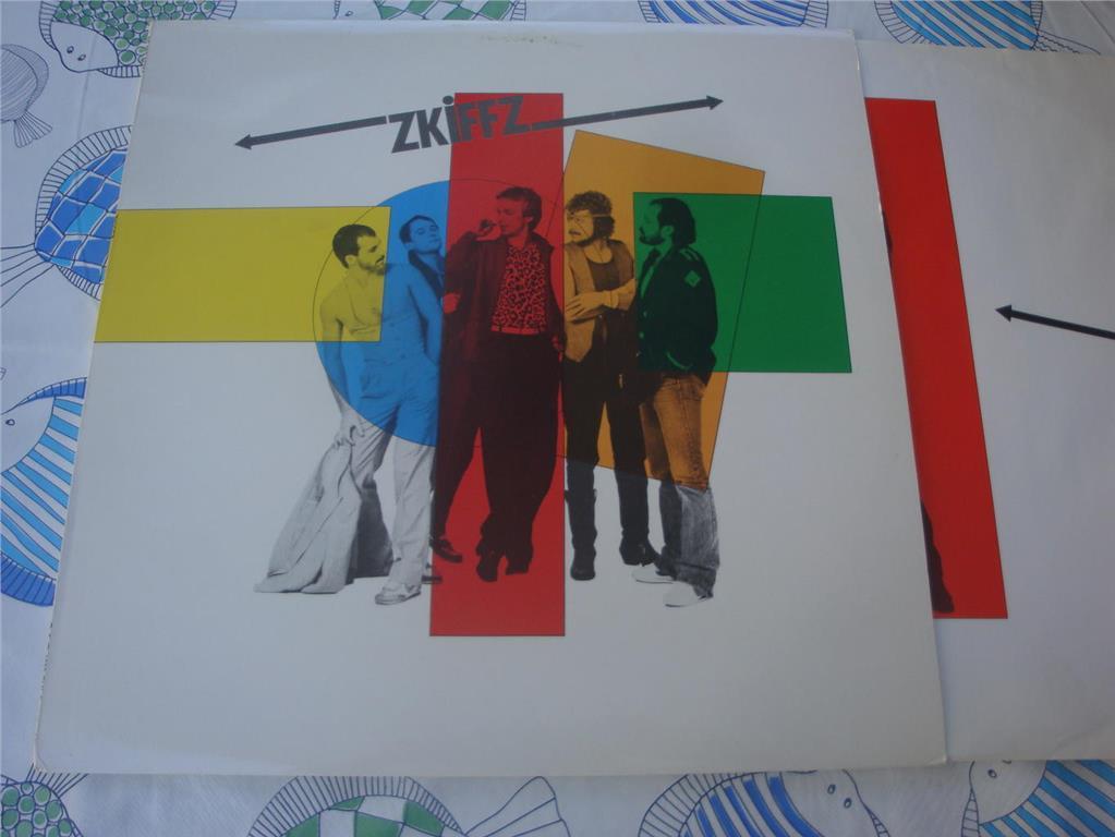 BJÖRN SKIFS - ZKIFFZ LP 1980