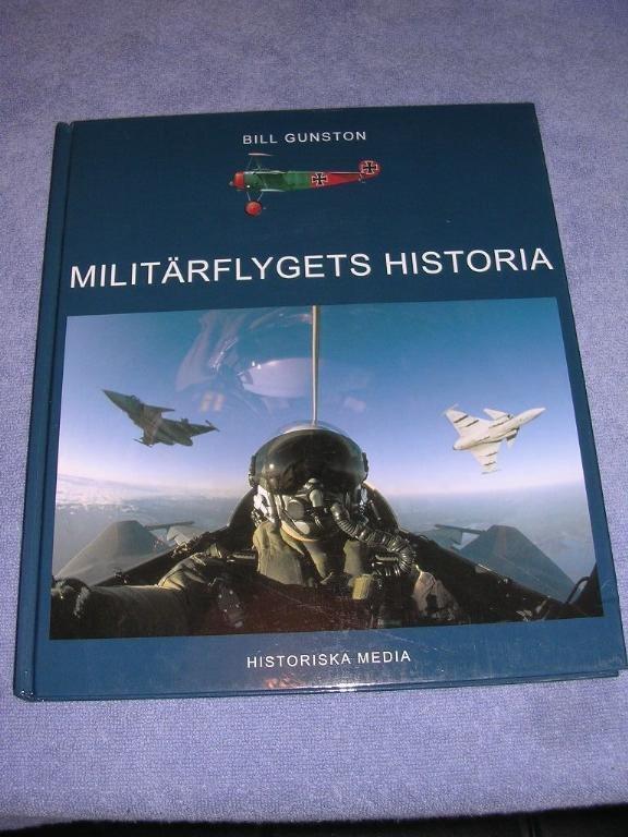 Militärflygets historia (inb)