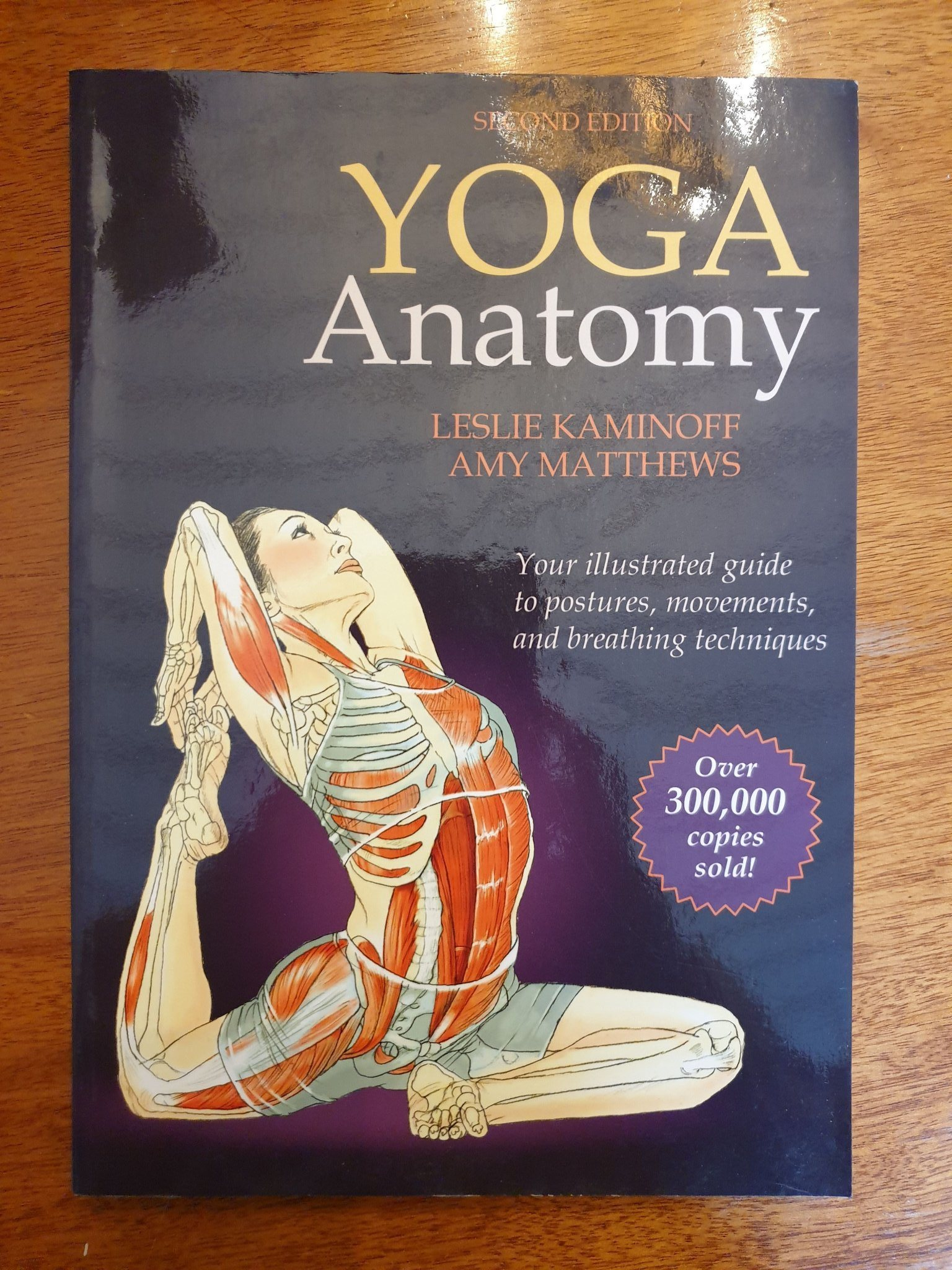 Yoga Anatomy Second Edition Leslie Kaminoff Amy 338886152 Kp