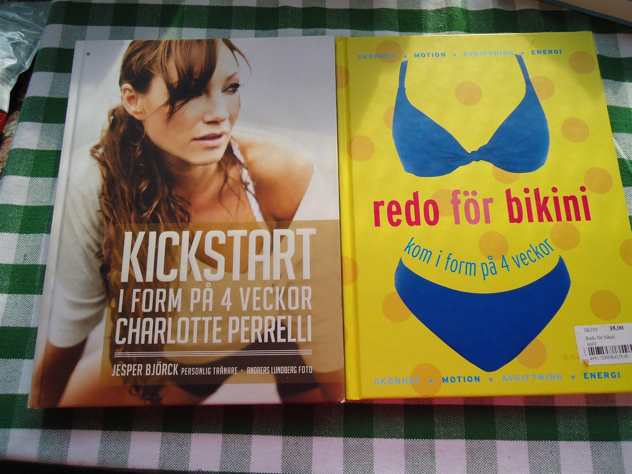 charlotte perrelli böcker
