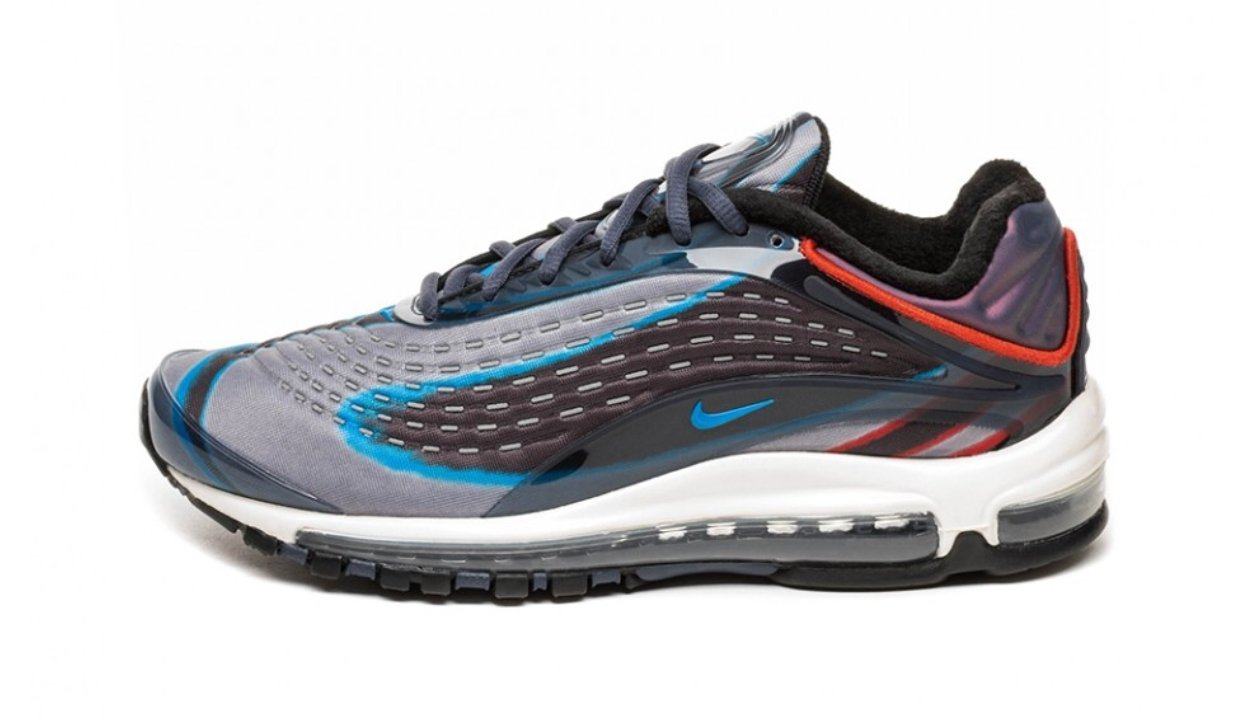 EXTRA REA* NIKE AIR MAX DELUXE AIRMAX AM SKOR .. (358647848
