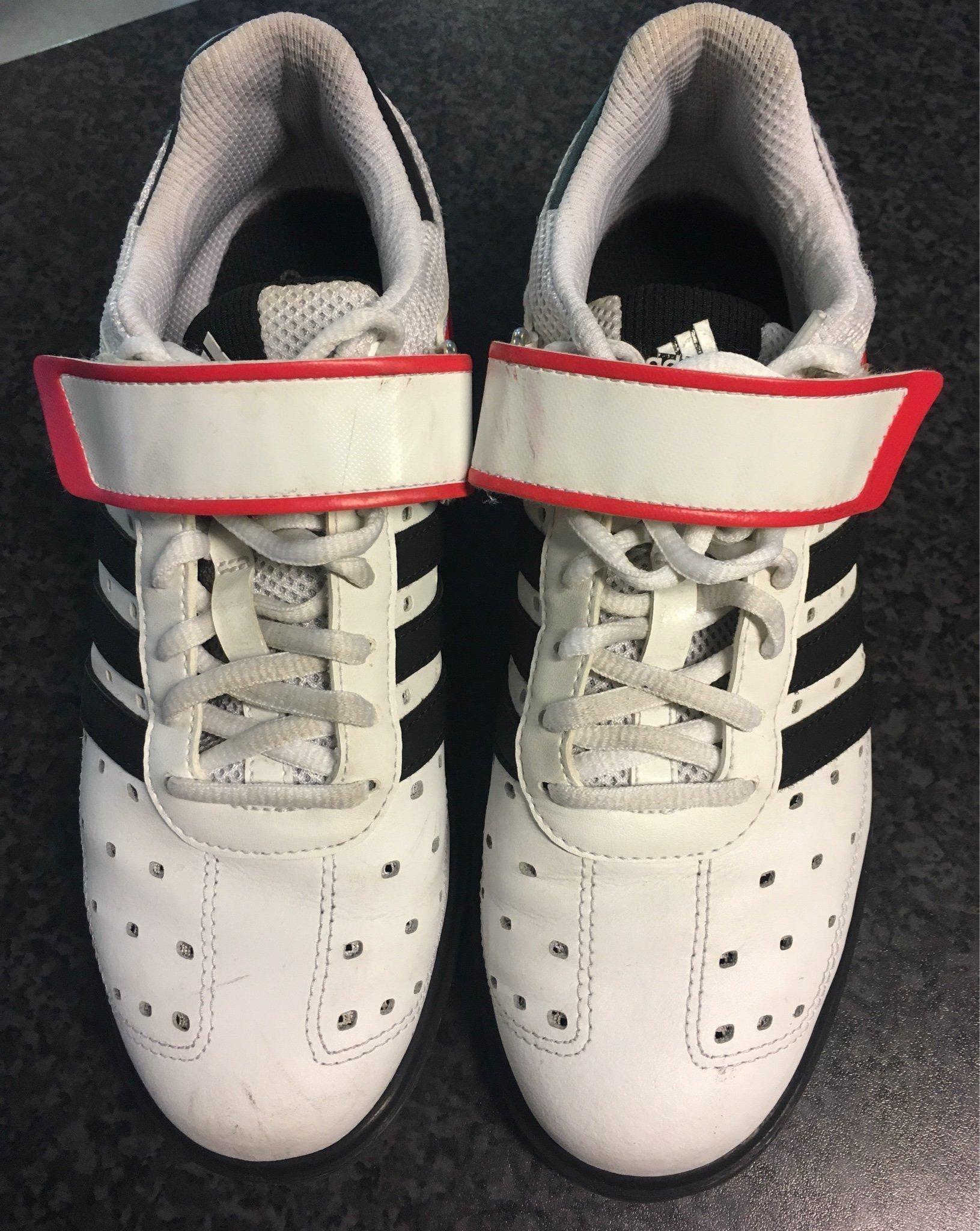 Adidas Tyngdlyftnings skor 37 13